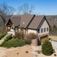 PACKAGE DEAL: 2 Lake Home ~ 95 acres on Bull Shoals Lake ~ Private Dock Available Extra$