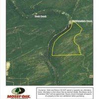 Kiamichi Riverfront Hunting Lot in Pushmataha County, OK 100 AC Lot 4