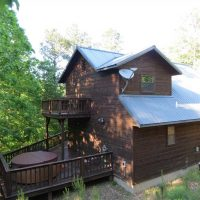 CREEK RIDGE INVESTMENT CABIN McCurtain, County, OK 1.5 AC