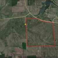 587 Acre Cattle and Hunting Ranch for Sale in Wilson County, KS