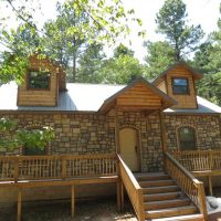 NEW Custom Country Cabin in Timber Creek Trails McCurtain County, OK
